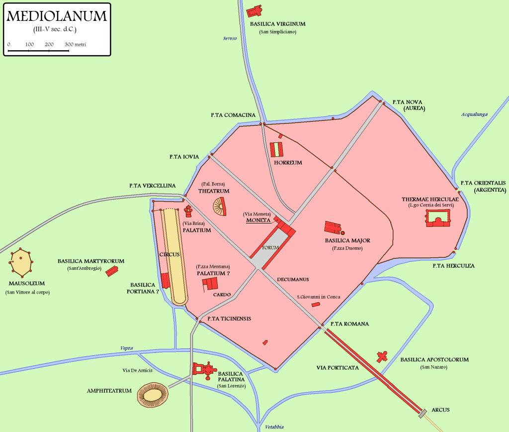 Mediolanum_romana