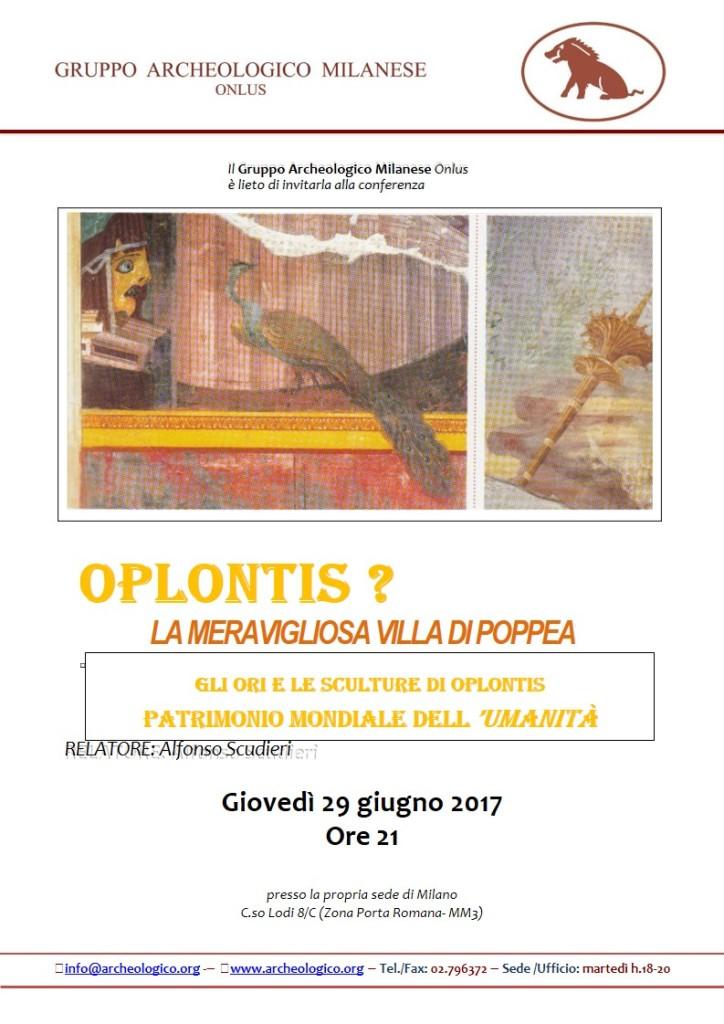 Locandina Oplontis