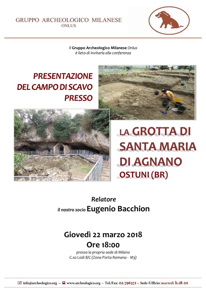 2 Conf 2018 03 22 18.00_presentaz scavo di Agnano_Bacchion Eu1