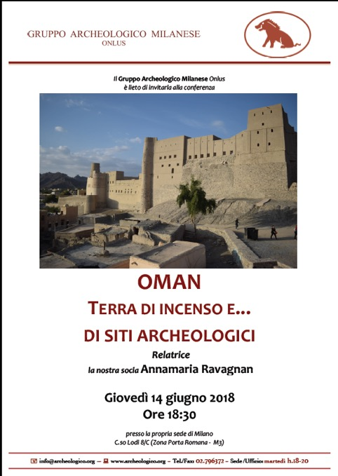 Conf 2018 06 14 h18.30_Oman terra di arch_Ravagnan A