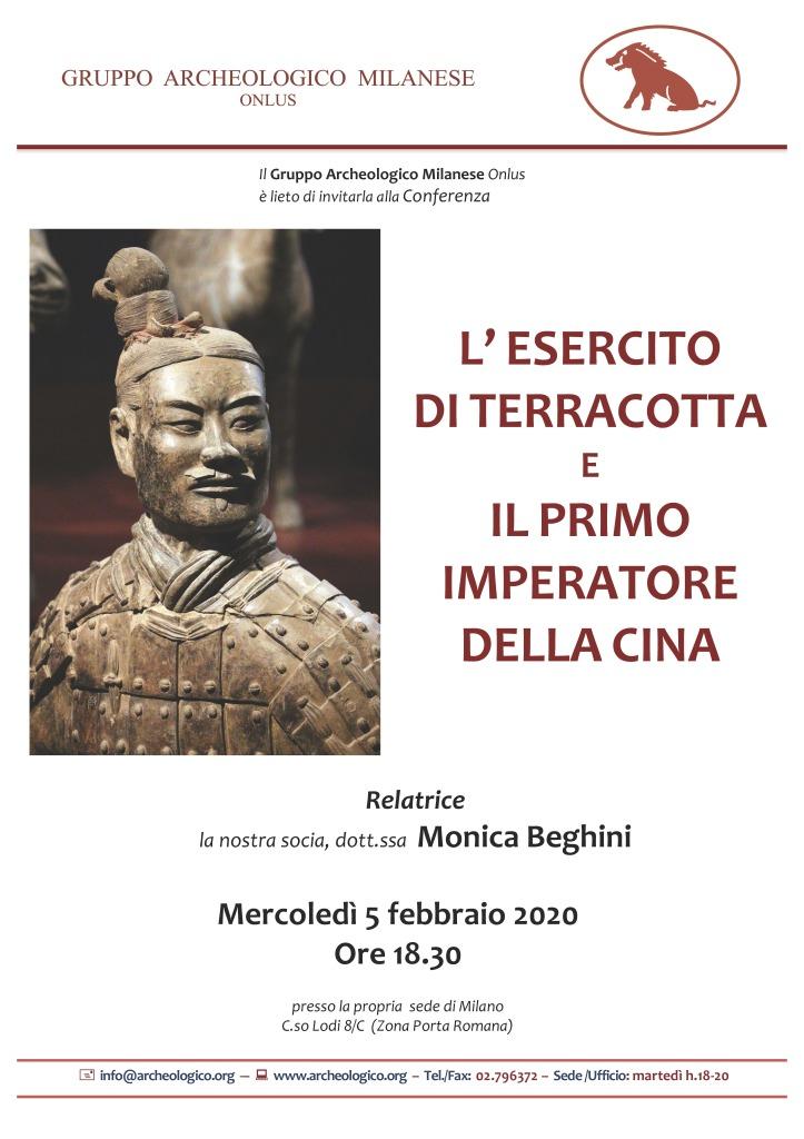 Conf 2020 02 05 h18.00_Esercito di Terracotta_Beghini M (1)